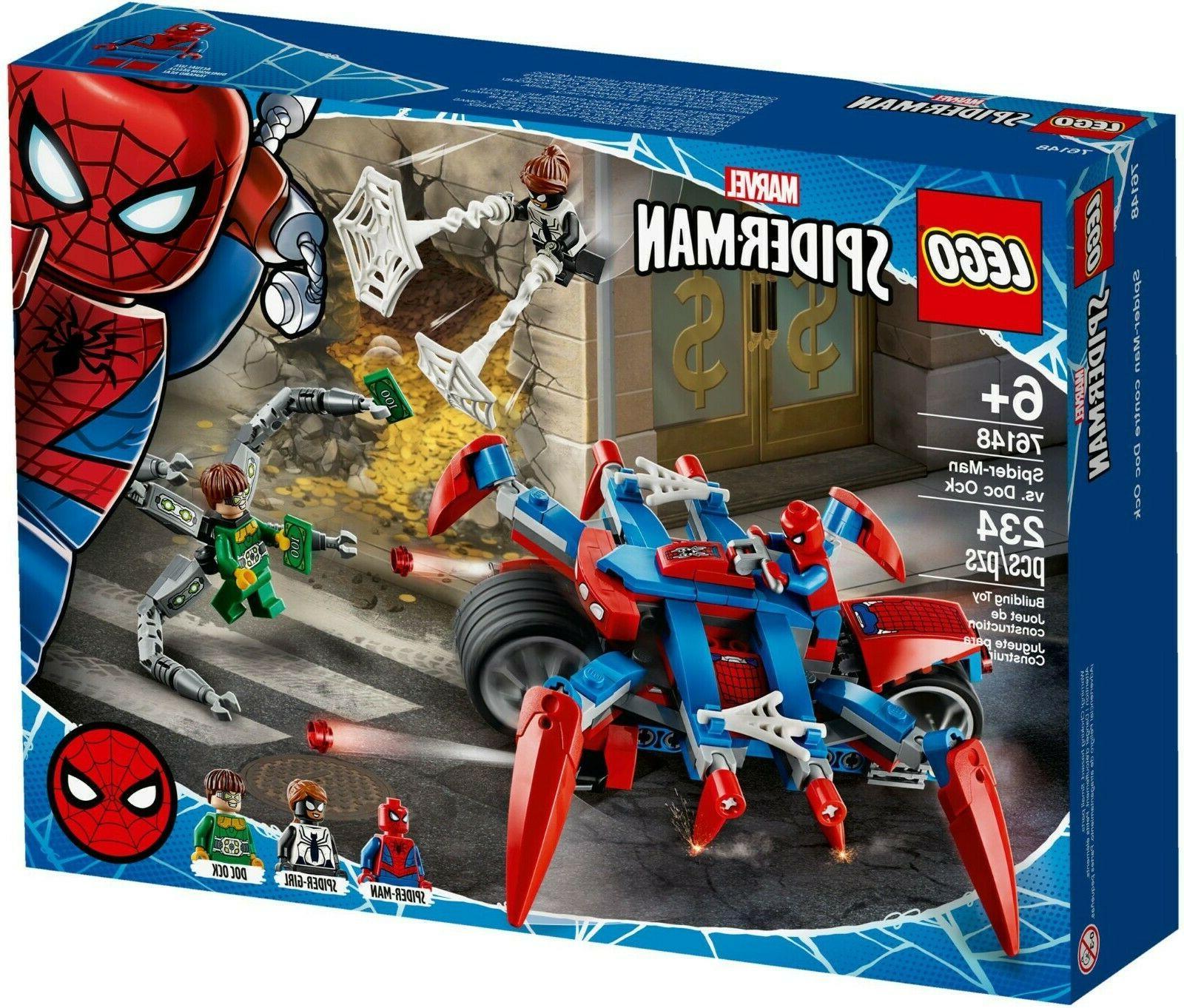 marvel superheroes 76115 spider mech vs venom