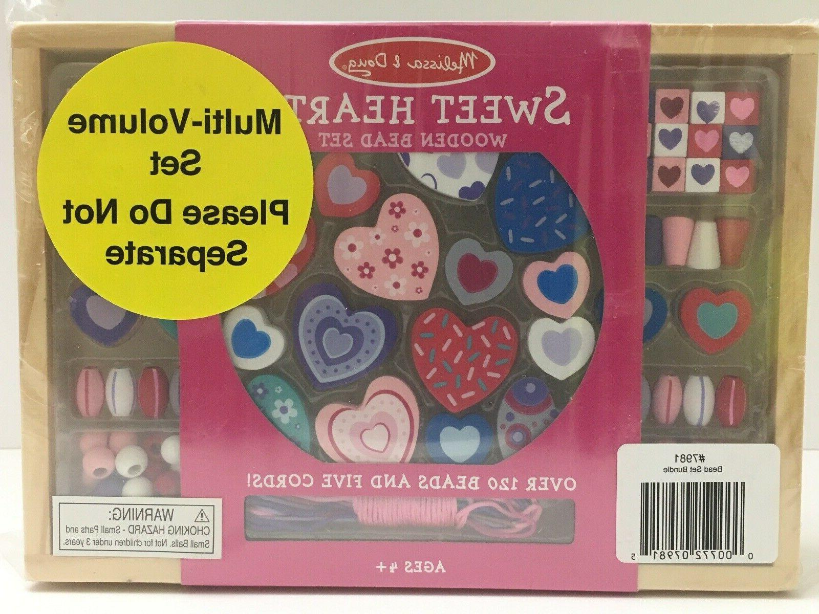 melissa and doug sweet heart butterfly wooden