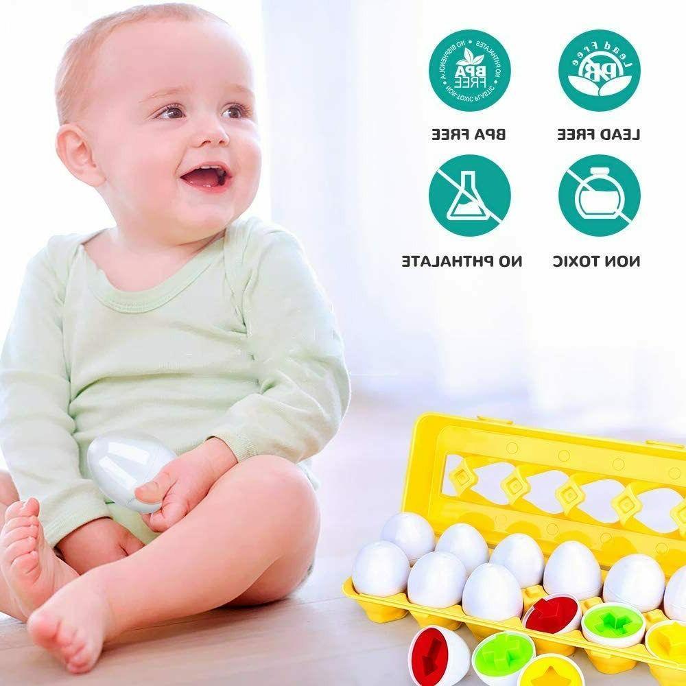 Montessori Educational for Baby Kids