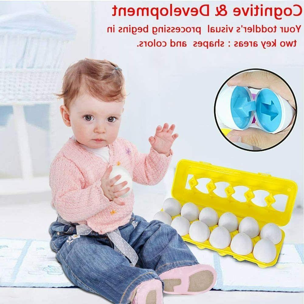 Montessori Toys for 1 3 Baby Kids