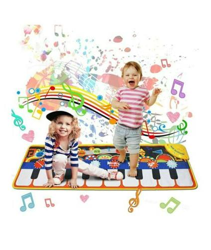 musical mat toy for kids 1 w