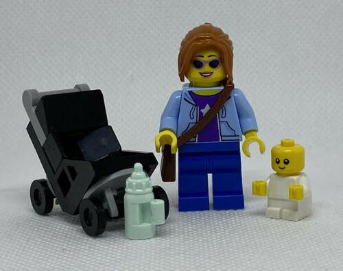 NEW and with Stroller Figure