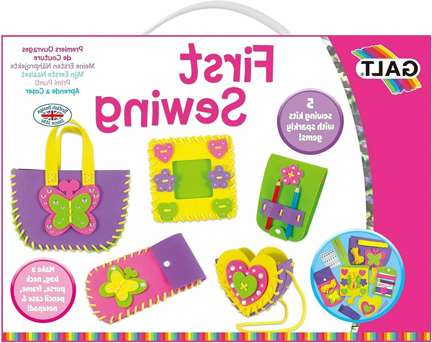 new toys first sewing kit for kids