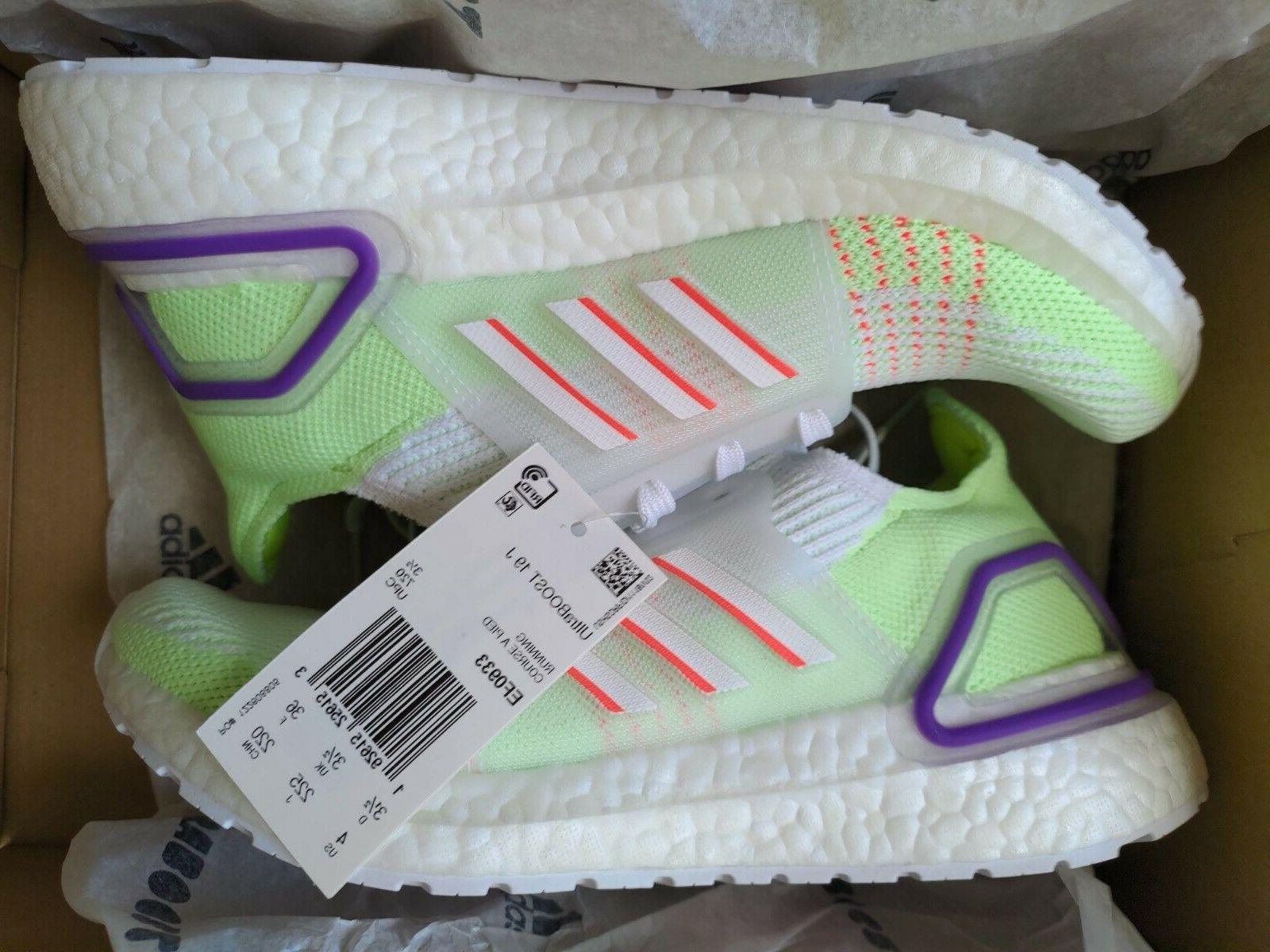 New Adidas Ultraboost Disney Buzz Lightyear Shoes Size GS 4Y