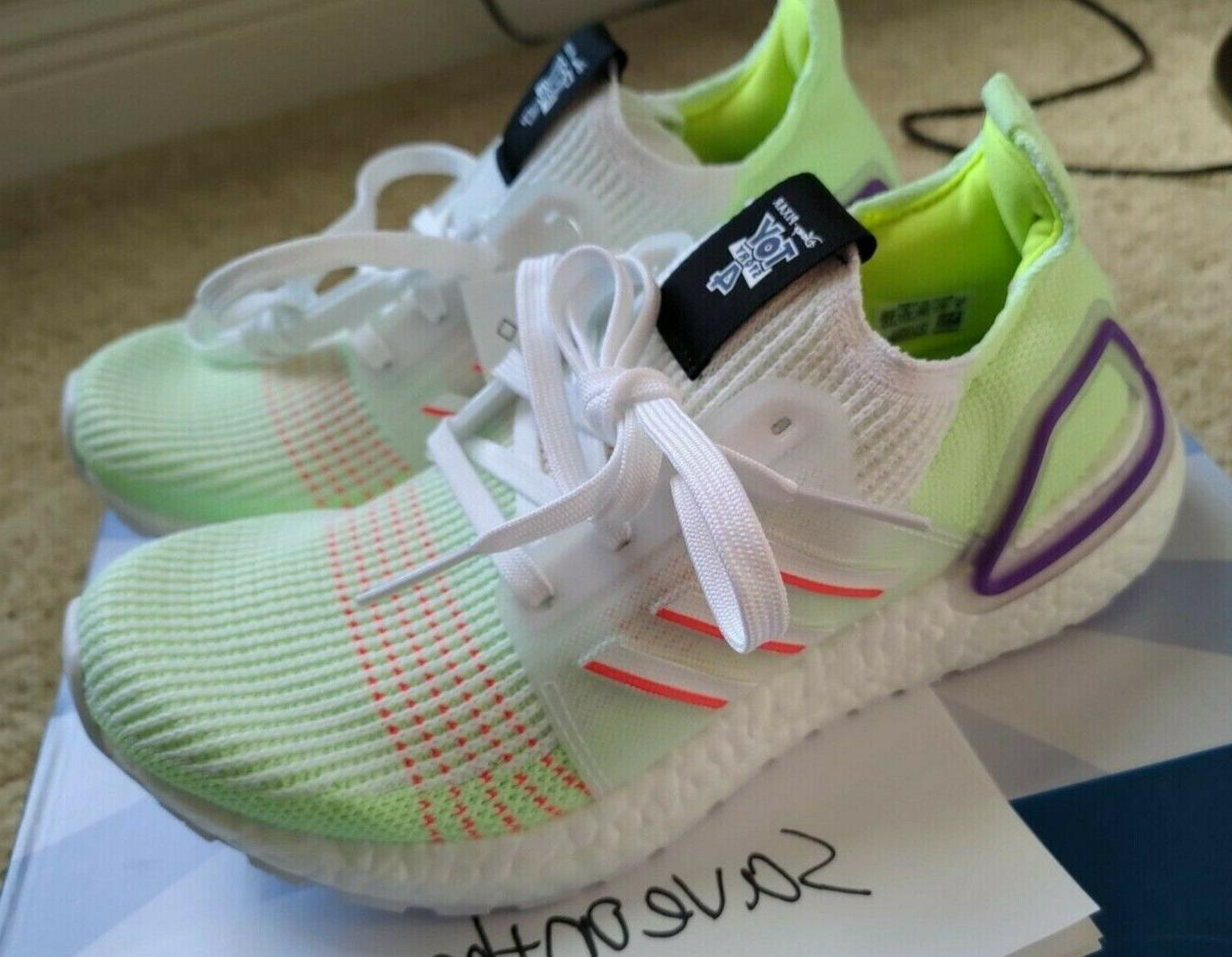 New Adidas Ultraboost Disney Buzz Shoes Kids Size GS
