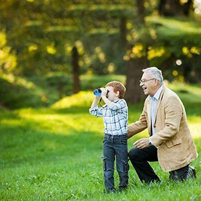 Outdoor Year Compact Shockproof Binocular Kids 6-9