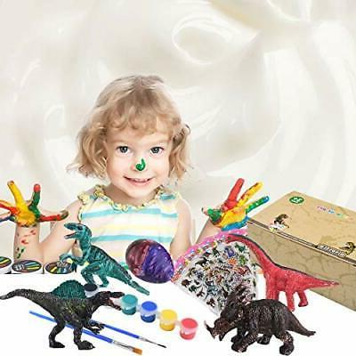 Painting Dinosaur Kids Set Crafts