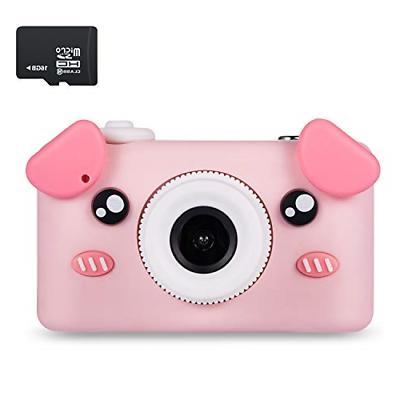 piggy kids camera best birthday gifts outdoor