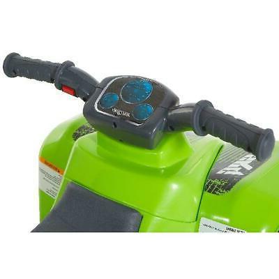 Ride ATV Toys 1 2 Year Old Volt Green
