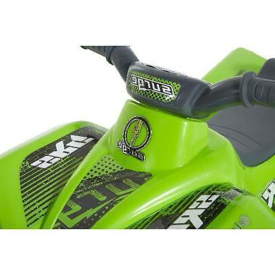 Ride ATV Car Toys 1 Year Old 6V Volt Green
