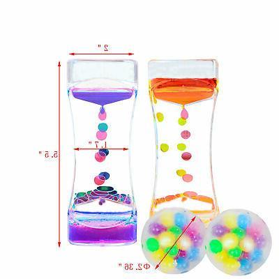 Sensory for Autistic Balls Liquid