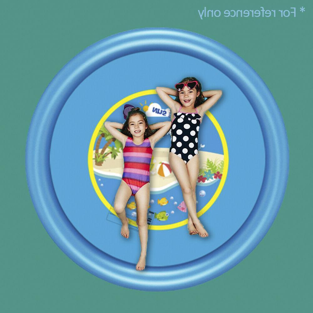 """Sprinkler for Kids Sprinkler Splash Water Pool 59"""" 67"""""""