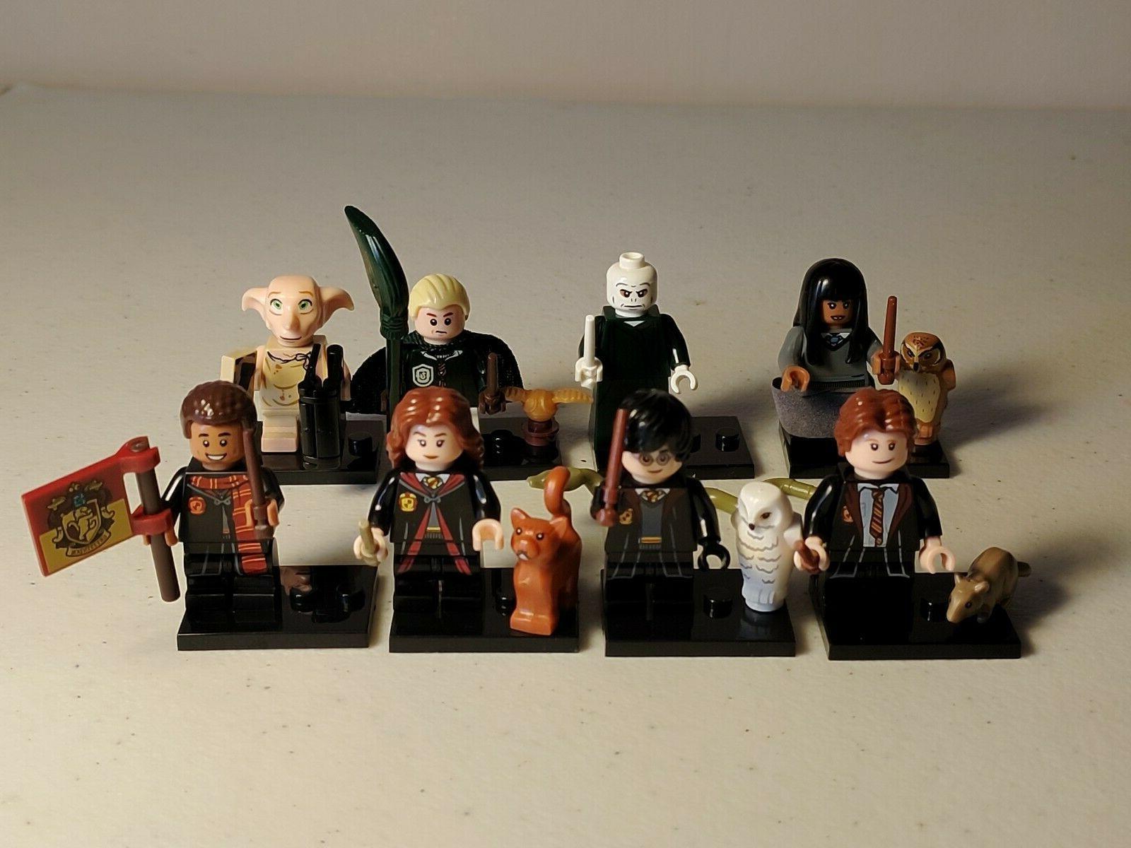 Star Minecraft Potter Toy Marvel Superhero Minifigure