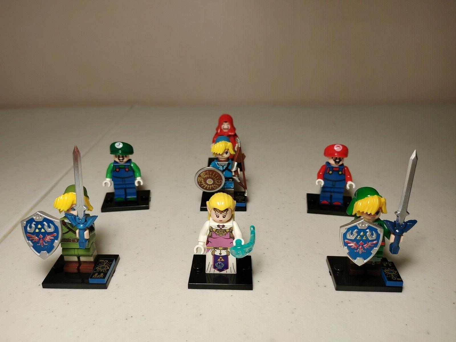 Star Wars Potter Avengers Toy Marvel Minifigure