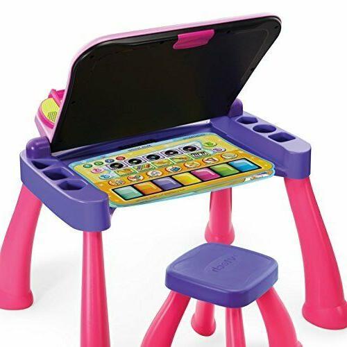 VTech Activity Desk Pink