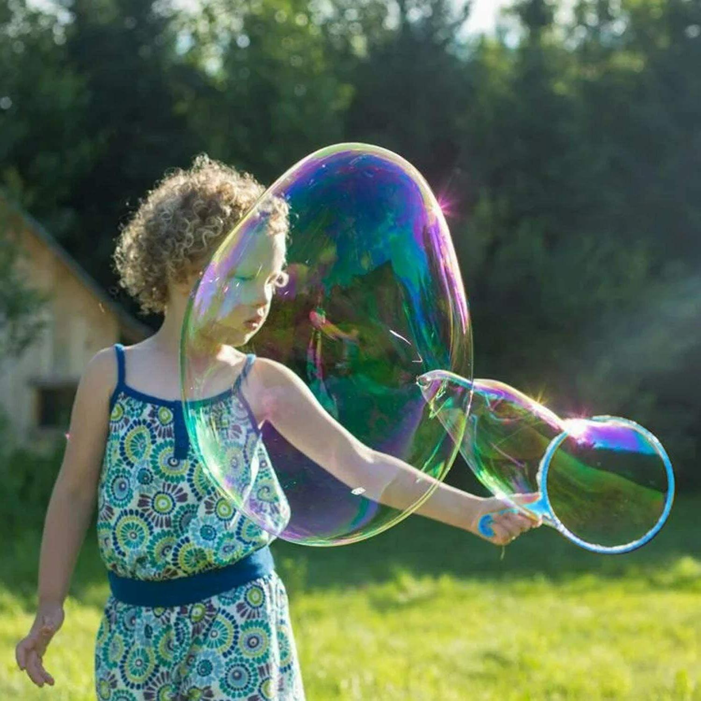 Wand Giant Huge Bubbles