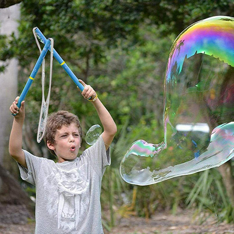 TOY Life Big Wand Giant Bubble Makes Huge