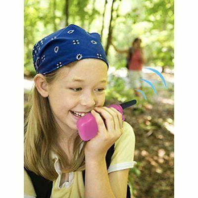 Toys 5-8 Girls, Walkie Talkies Kids Outdoor Fun, 4-6