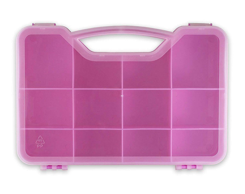 toys and crafts storage organizer case box