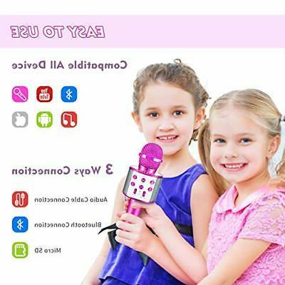 Toys for Old Girls Kids Portable Bluetooth