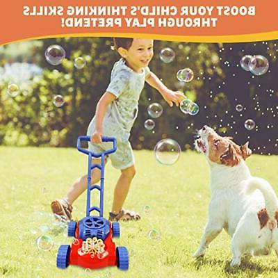 Bubble Machine Lawn for Toddlers Age , Outdoor Giant
