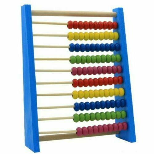 Wooden Bead Frame Childrens Maths