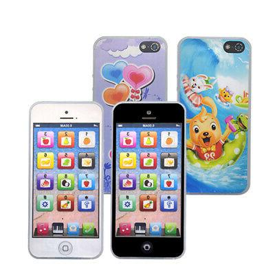 yphone kids baby toys mobile phone education