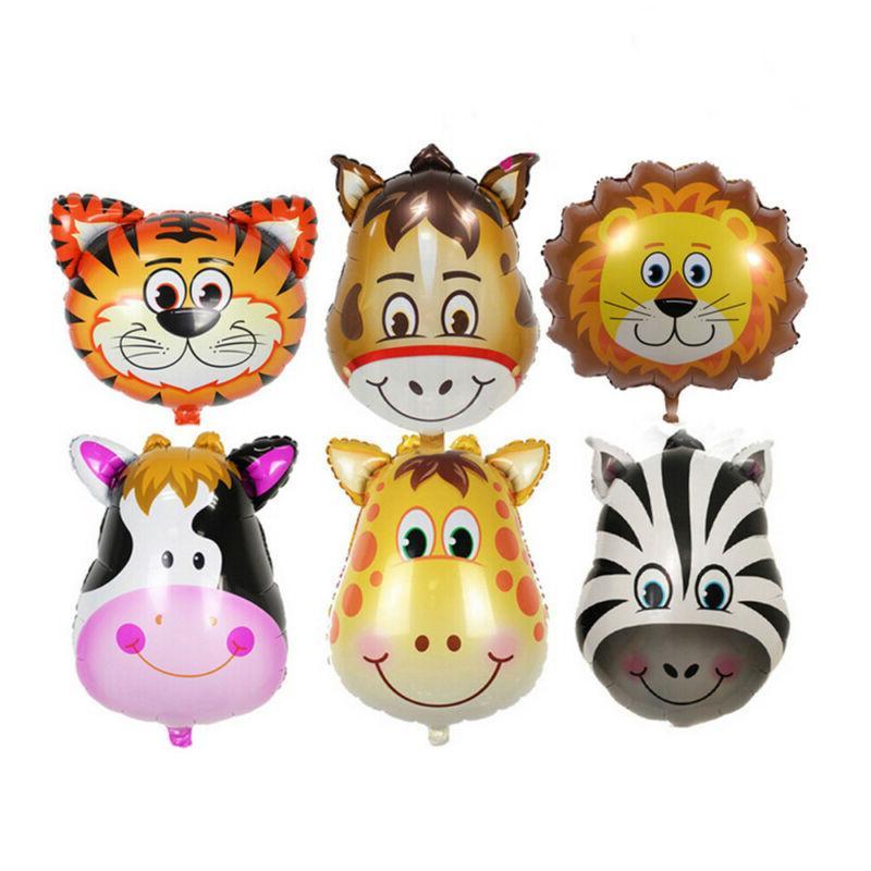 Zoo Balloon Safari Head