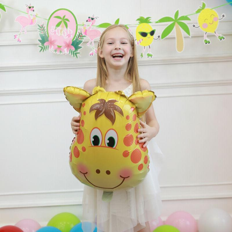 Zoo Theme Balloon Safari Head Inflatable