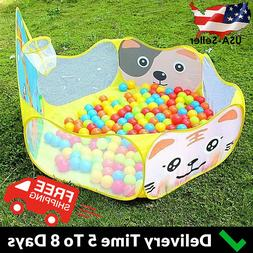 Large Ball Tent Baby Toy Stages Learn Laugh Toddler Child Ki