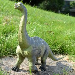 Large Jurassic Brachiosaurus Dinosaur Toy Realistic Model Ki