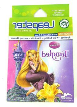 Leapster Leapfrog Disney Tangled Reading Learning Game for P