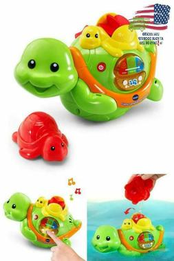 Learning Educational Splash the Singing Turtle Toys For 1 2