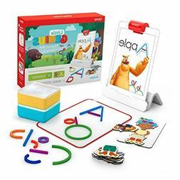 Osmo - Little Genius Starter Kit for iPad - 4 Hands-On Learn
