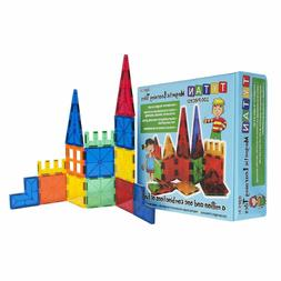 Tytan Magnetic Learning Tiles Building Set 100 pieces 3D