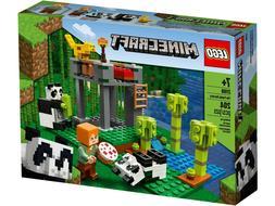Lego Minecraft 2020 The Panda Nursery 21158 Set NEW Sealed