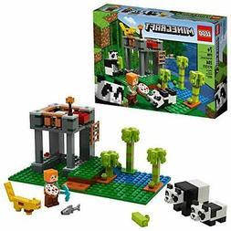 LEGO Minecraft The Panda Nursery 21158 Construction Toy New