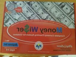 Money Wi$er Wiser Complete Currency Counting System. New. Co