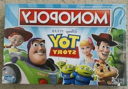 Monopoly Toy Story Board Game Family and Kids Ages 8+ 2-6 Pl