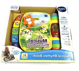 VTech Musical Rhymes Book Toy For Kids, Baby