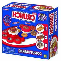 AMAV Toys Nestle Crunch Donut Maker Toy Activity Set Using M