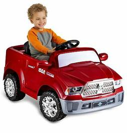 NEW Kid Trax 6-Volt Dodge Ram 1500 Truck Kids Ride On Toy -