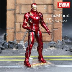 New Iron Man Marvel Avengers Legends Comic Heroes Action Fig