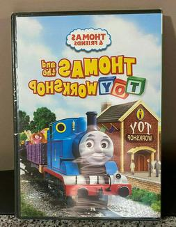 New/Sealed DVD - Thomas and the Toy Workshop