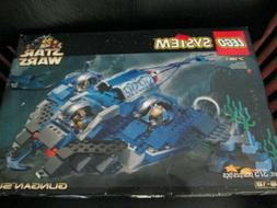 New Star Wars Lego Gungan Sub Set 375 Pieces 8-12 years old
