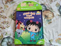NEW LeapFrog Tag Book Ni Hao Kai-lan's Super Sleepover 4-6 Y