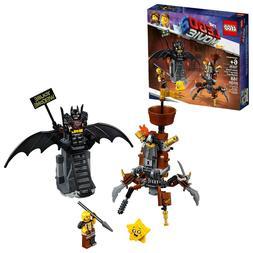 NEW THE LEGO MOVIE 2 Battle-Ready Batman and MetalBeard 7083