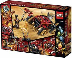 Lego Ninjago Kantana 4x4 70675 Building Set 450 Pcs Ages 8+