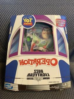 Operation: Disney Pixar Toy Story Buzz Lightyear Board Game