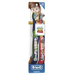 Oral-B Kids Featuring Disney & Pixar's Toy Story 4 Manual To